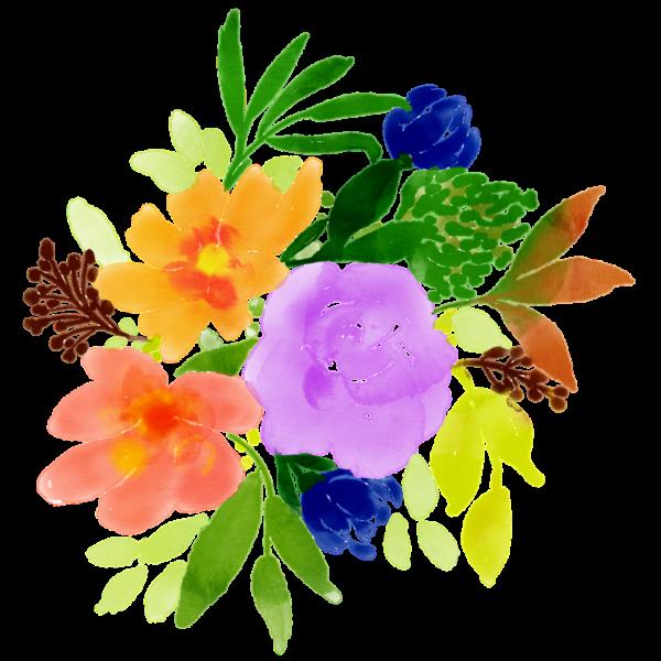 Runder Blumenstrauss1